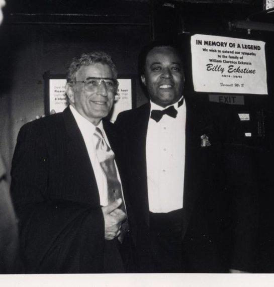 Dennis &Tony Bennett 1993