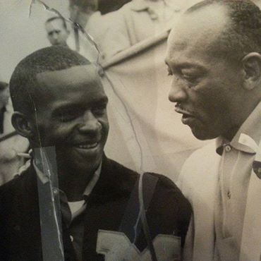 Louis Williams _Jessie Owens
